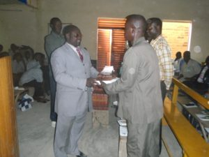 Bible Training Graduate