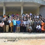 Pastors and leaders in Kubwa, Nigeria